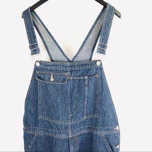 5266f1dcf64 Vintage Calvin Klein bib overalls size Men s large
